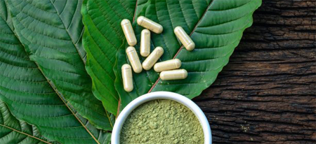 kratom capsules for anxiety